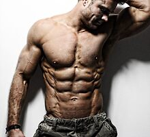 David Kimmerle's - The Best Fitness Model by davidnick