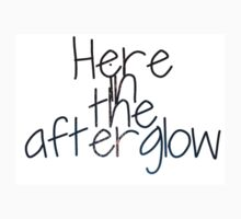 Here In The Afterglow by Noot Noot