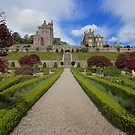 Looking back to the castle by FLYINGSCOTSMAN