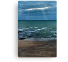 The Earth and the Sea and the Sky  Canvas Print