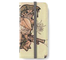 Bloodborne Best Friends iPhone Wallet/Case/Skin