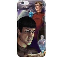 Star Trek - True Logic to the Universe iPhone Case/Skin