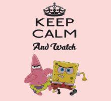 Spongebob squarepants  Baby Tee
