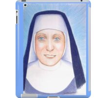 Blue Nun iPad Case/Skin