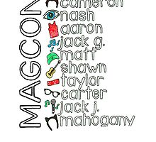 Magcon by Heather Waterhouse