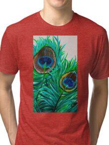 Greeny Tri-blend T-Shirt