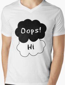Oops! Hi. - Larry Stylinson Mens V-Neck T-Shirt