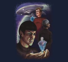 Star Trek - True Logic to the Universe by anifanatical