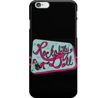 Rockabilly Doll iPhone Case/Skin