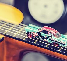 Rock & Roll Car by MMPhotographyUK