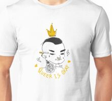 Queer is OK! Unisex T-Shirt