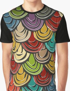 scallop scales Graphic T-Shirt