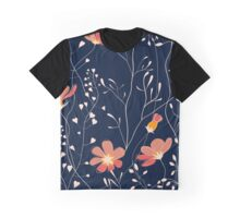 Wild plants and flowers Graphic T-Shirt