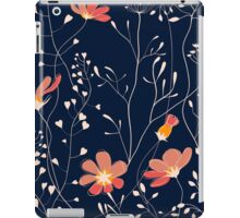 Wild plants and flowers iPad Case/Skin