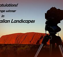Australian Landscape banner challenge by myraj