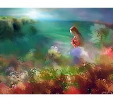 A Mermaid's Dream Photographic Print