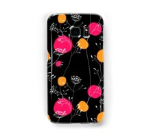 Sunset meadow Samsung Galaxy Case/Skin