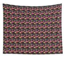 Sunset meadow Wall Tapestry