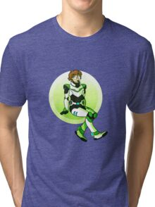 Green Baby Bean Tri-blend T-Shirt