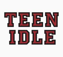 TEEN IDLE by powderkarma