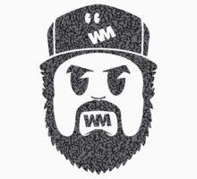 BeardMonger (Elephant Print) by waxmonger