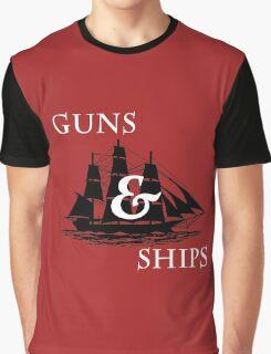 Hamilton: Guns & Ships Graphic T-Shirt