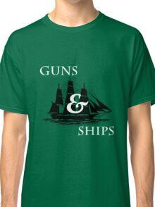 Hamilton: Guns & Ships Classic T-Shirt