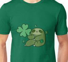 Shamrock Sloth Unisex T-Shirt