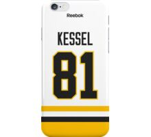 Pittsburgh Penguins Phil Kessel Away Jersey Back Phone Case iPhone Case/Skin