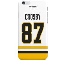 Pittsburgh Penguins Sidney Crosby Away Jersey Back Phone Case iPhone Case/Skin