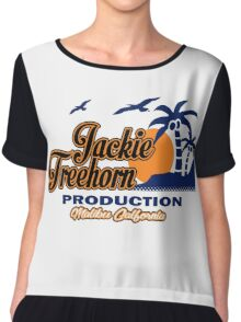 Jackie treehorn Chiffon Top