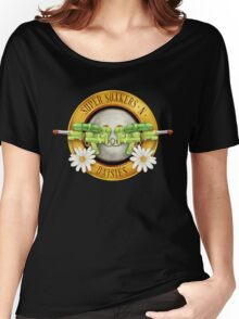 Supersoakers 'n Daisies Women's Relaxed Fit T-Shirt