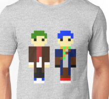 Mitch and Cozy - Pixel Unisex T-Shirt