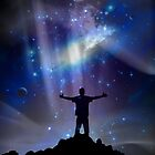 Behold, The Universe by CarolM
