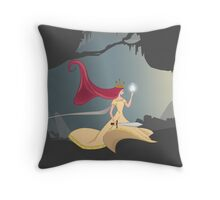 Child of light  Throw Pillow
