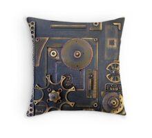 Mekanism Throw Pillow