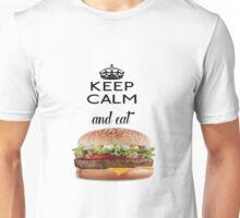 Burger Meat Food Unisex T-Shirt