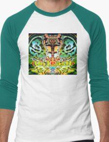Unleash psychedelic surrealism Men's Baseball ¾ T-Shirt
