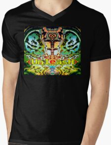 Unleash psychedelic surrealism Mens V-Neck T-Shirt