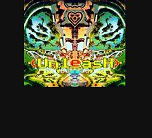 Unleash psychedelic surrealism Zipped Hoodie