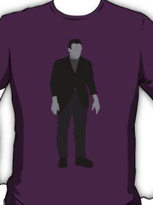 Classic Monsters - Frankenstein's Monster - Black and White T-Shirt