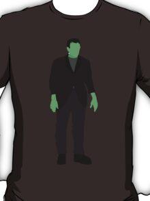 Classic Monsters - Frankenstein's Monster - Colour T-Shirt