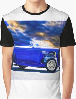 1932 Ford Roadster 'Purple HiBoy' Graphic T-Shirt