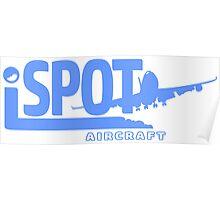 iSPOT Aircraft Poster