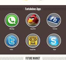 Current Prospect Of Mobile App Development Industry by htmlpanda