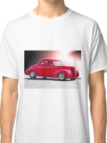 1938 Ford 'Five Window' Coupe Classic T-Shirt