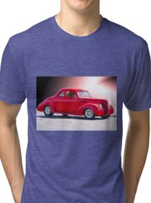 1938 Ford 'Five Window' Coupe Tri-blend T-Shirt
