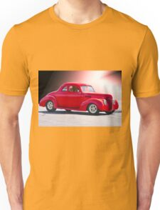 1938 Ford 'Five Window' Coupe Unisex T-Shirt