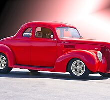 1938 Ford 'Five Window' Coupe by DaveKoontz