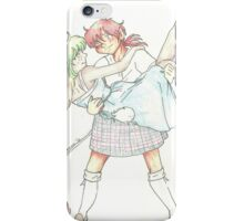 Swing iPhone Case/Skin